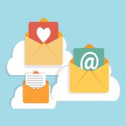 ساخت ایمیل سازمانی