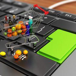 راه اندازی سوپرمارکت اینترنتی